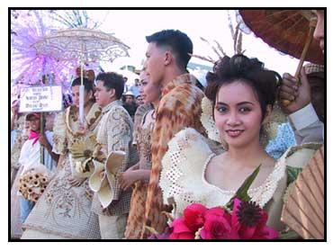Pahiyas - Fiesta - Philippine Photo Gallery